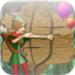 Angry Robin Hood ! (baloon shooting challenge for Kids...)