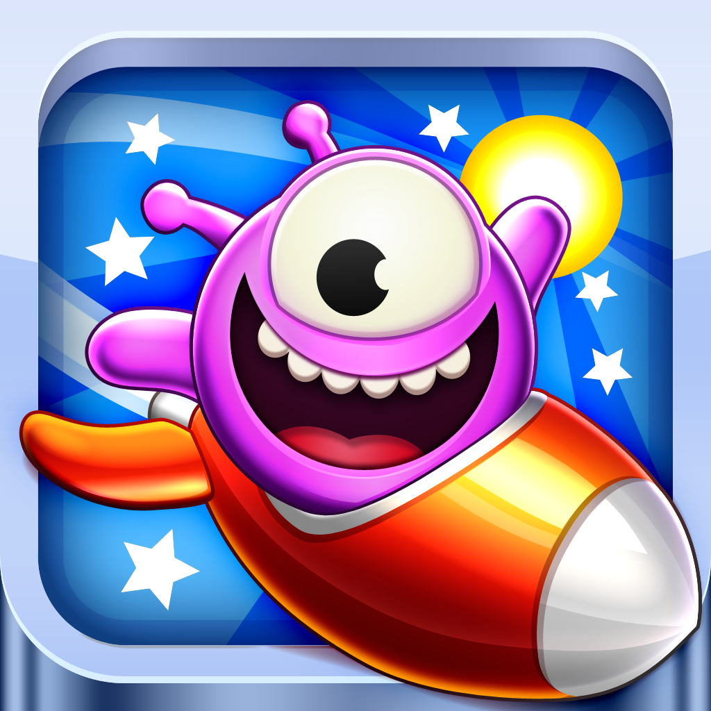 The Ories: Super Space Monsters! by Assyria Game Studio icon